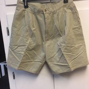 Ivy crew khaki shorts
